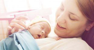 Retour de maternité pour les femmes
